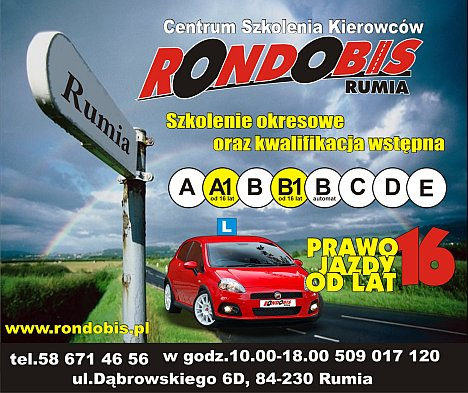 Rondo Bis Centrum Szkolenia Kierowców