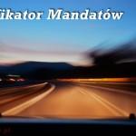 Taryfikator mandatów Prawo jazdy
