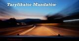 Taryfikator Mandatów (prawo jazdy stres po egzaminie)
